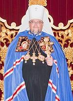 His Eminence Metropolitan Yurij